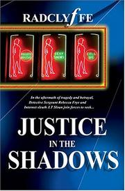 Cover of: Justice in the Shadows by Radclyffe