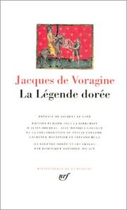 Cover of: Legenda aurea by Jacobus de Voragine