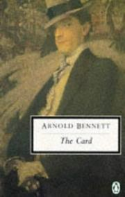 Cover of: Denry the audacious by Arnold Bennett