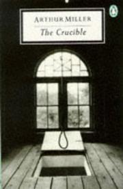 Cover of: The Crucible (Twentieth Century Classics) by Miller, Arthur
