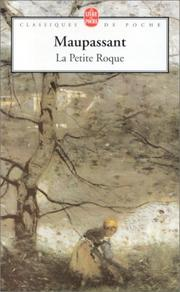 Cover of: La Petite Roque by Guy de Maupassant