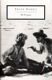 Cover of: McTeague by Frank Norris