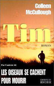 Cover of: Tim by Colleen McCullough