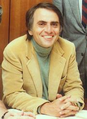 Photo of Carl Sagan