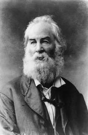 Photo of Walt Whitman