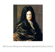 Photo of Gottfried Wilhelm Leibniz