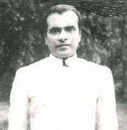 Photo of Y. G. Krishnamurti