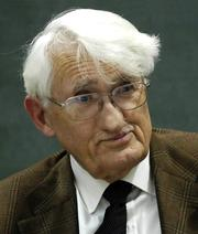 Photo of Jürgen Habermas