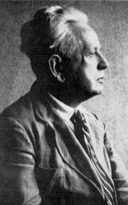 Photo of Ernst Cassirer