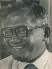 Photo of Amin Singgih