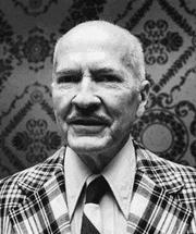 Photo of Robert A. Heinlein