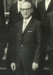 Photo of Dr. Walter Haedicke