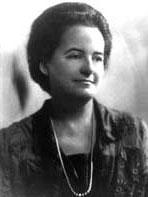 Photo of Alice A. Bailey