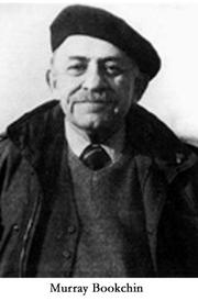 Photo of Murray Bookchin