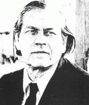 Eustace Clarence Mullins