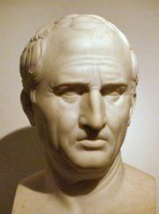Photo of Cicero