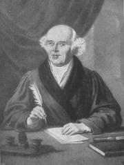 Photo of Samuel Hahnemann