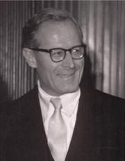 Photo of Hans Gerhard Evers