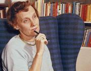 Photo of Astrid Lindgren