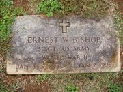 Photo of Ernest W. Bishop