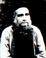 Photo of Allama Muhammad Shibli Nomani