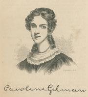Caroline Howard Gilman