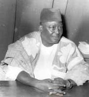 Photo of Boubou Hama