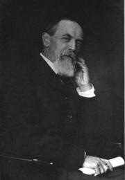 Photo of Eugene W. Hilgard