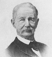 Photo of Hermann Burmeister