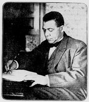 Photo of Booker T. Washington