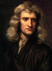 Photo of Sir Isaac Newton