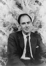 Photo of Roald Dahl