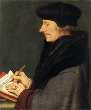 Photo of Desiderius Erasmus