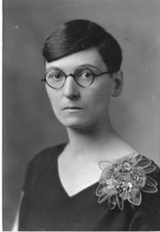 Photo of Mildred Adams Fenton
