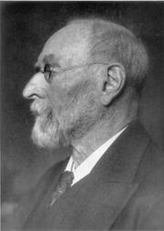 Photo of Ludwig Heinrich Philipp Döderlein