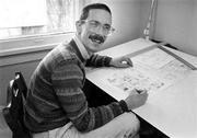 Photo of Bill Watterson
