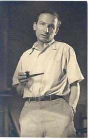 Photo of Rudolf Arnheim