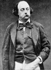 Photo of Gustave Flaubert