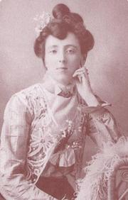 Photo of L. M. Montgomery