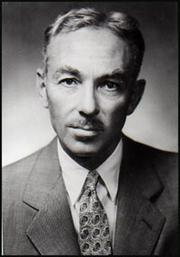 Photo of E. B. White