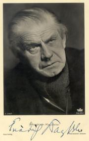 Photo of Friedrich Kayssler