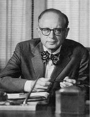 Photo of Daniel J. Boorstin