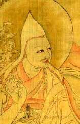Photo of 5th Dalai Lama