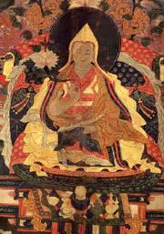 Photo of 7th Dalai Lama