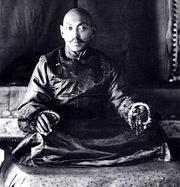 Photo of 13th Dalai Lama