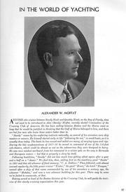 Alexander White Moffat