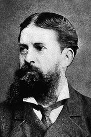 Photo of Charles Sanders Peirce