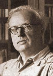 Photo of Hans Kayser
