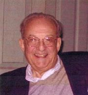 Photo of Jerome D. Schein