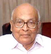 Photo of A. Sreedhara Menon
